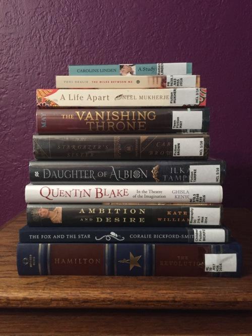 Books 08.02.16